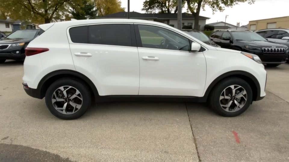2020 KIA SPORTAGE 4D SUV 2.4L LX* - 5