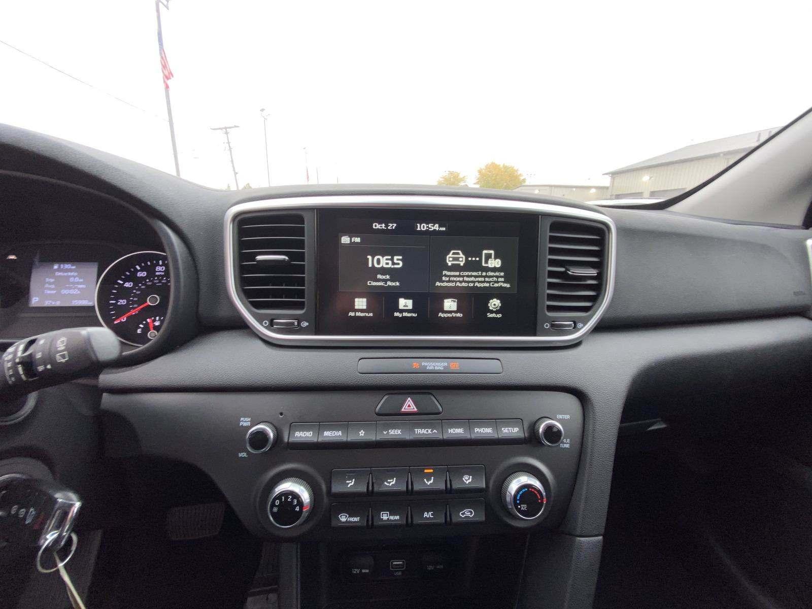 2020 KIA SPORTAGE 4D SUV 2.4L LX* - 7