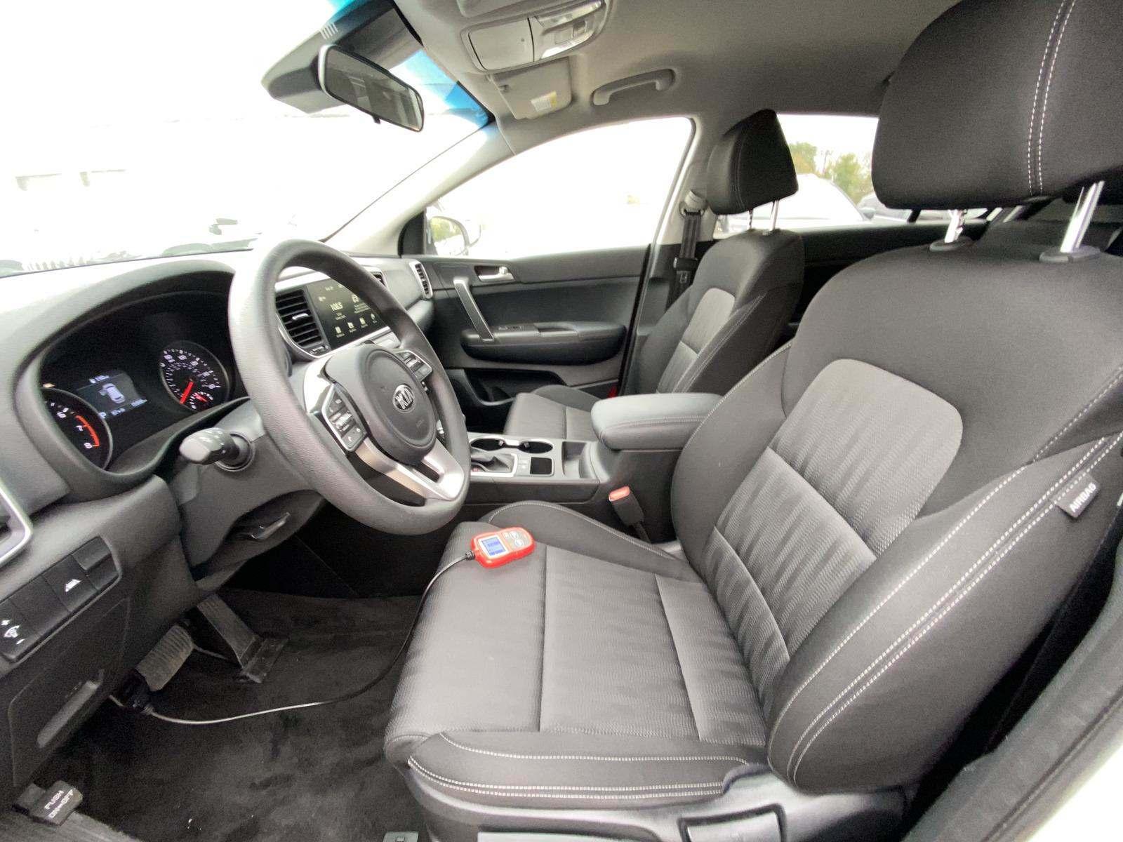 2020 KIA SPORTAGE 4D SUV 2.4L LX* - 8